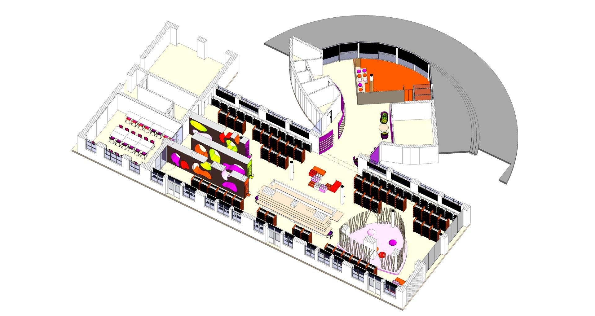 Design interieur Chauny